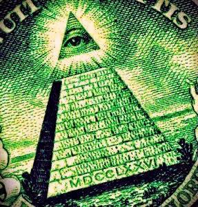 The Eye On The Dollar Bill