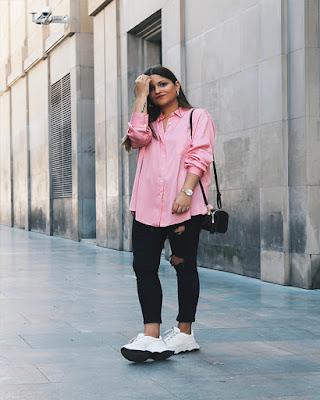 Ideas de outfits ROSA originales tumblr que debes probar este año