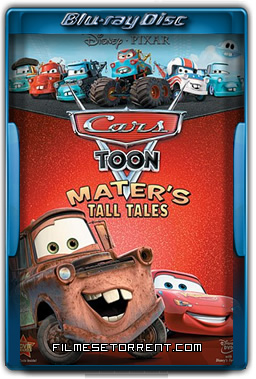 Cars Toon As Grandes Histórias Do Mate Torrent 2010 1080p BluRay Dublado