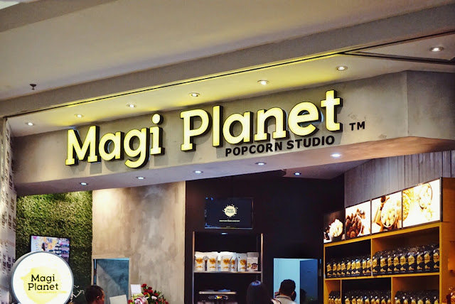 Magi Planet Indonesia - Planet Popcorn Studio