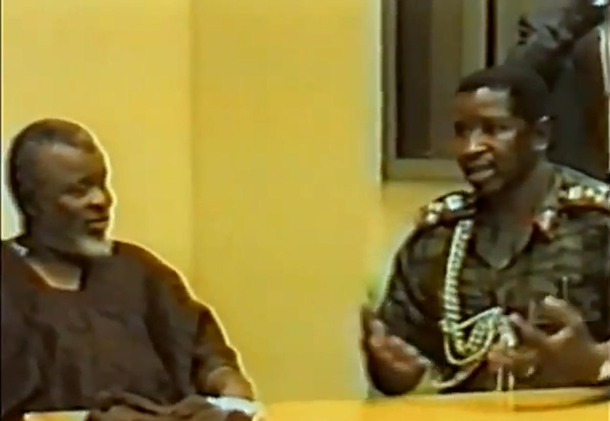 Sierra Leone Crazzy Politics Captain Valentine Strasser Should