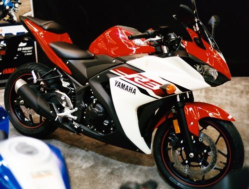 Harga Yamaha YZF R3