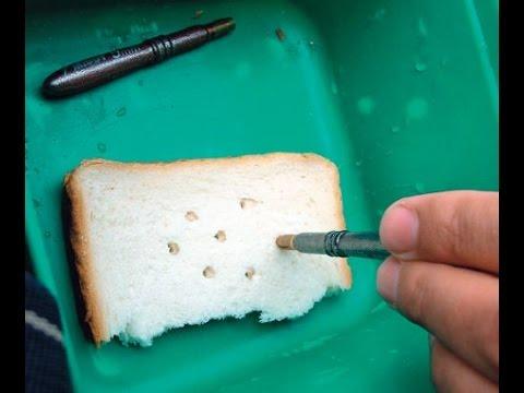 использование высечки для хлеба