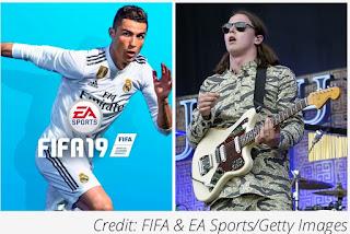 FIFA 19 soundtracks