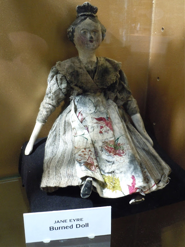 Jane Eyre doll movie prop