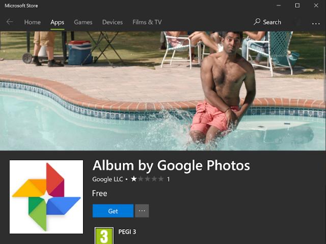 مايكروسوفت تسمح  بوجود تطبيقات جوجل وهمية في متجرها