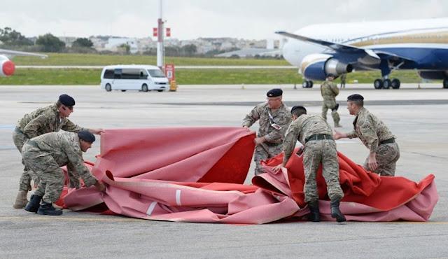 5 killed in light plane crash at Malta international airport