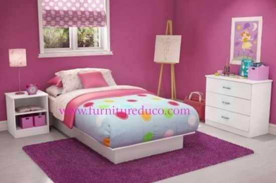 warna cat tembok untuk kamar tidur anak 5