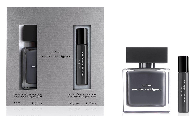 wangian perfume cosmetic original terbaik narciso rodriguez for him perfume set. Black Bedroom Furniture Sets. Home Design Ideas