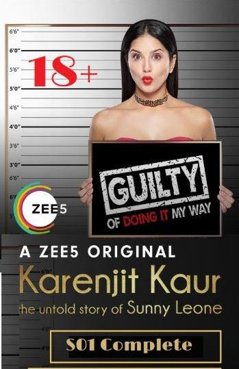 18+ Karenjit Kaur (2018) Complete S01E01-10 Hindi 650MB HDRip 480p x264 ESubs