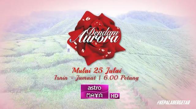 Dendam Aurora Lakonan Nabila Huda Dan Ungku Ismail