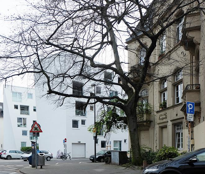 12von12, Köln, Belgisches Viertel, Christuskirche, Altbau