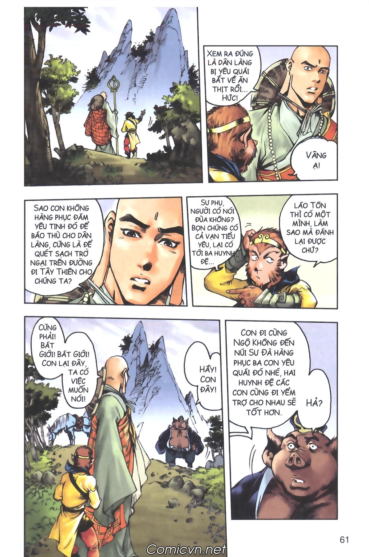 Tây Du Ký màu - Chapter 120 - Pic 21