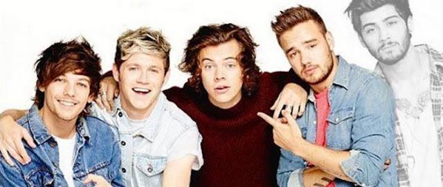 """فرقة الغناء """"One Direction """""""