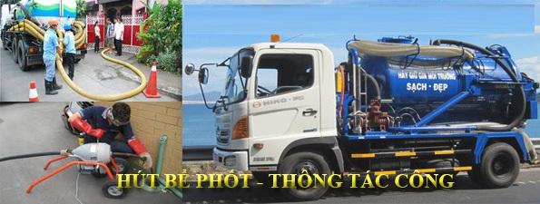 Hút Bể Phốt Giá Rẻ Tại Thanh Hóa 0973256477