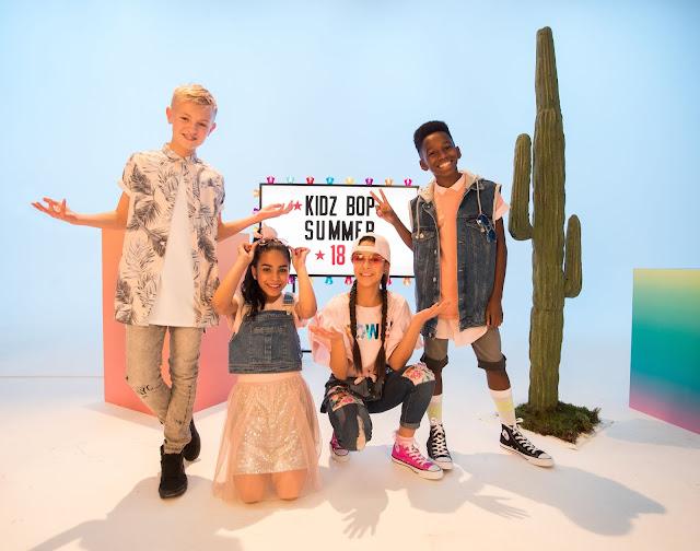 Kids Bob CBBC Summer Social
