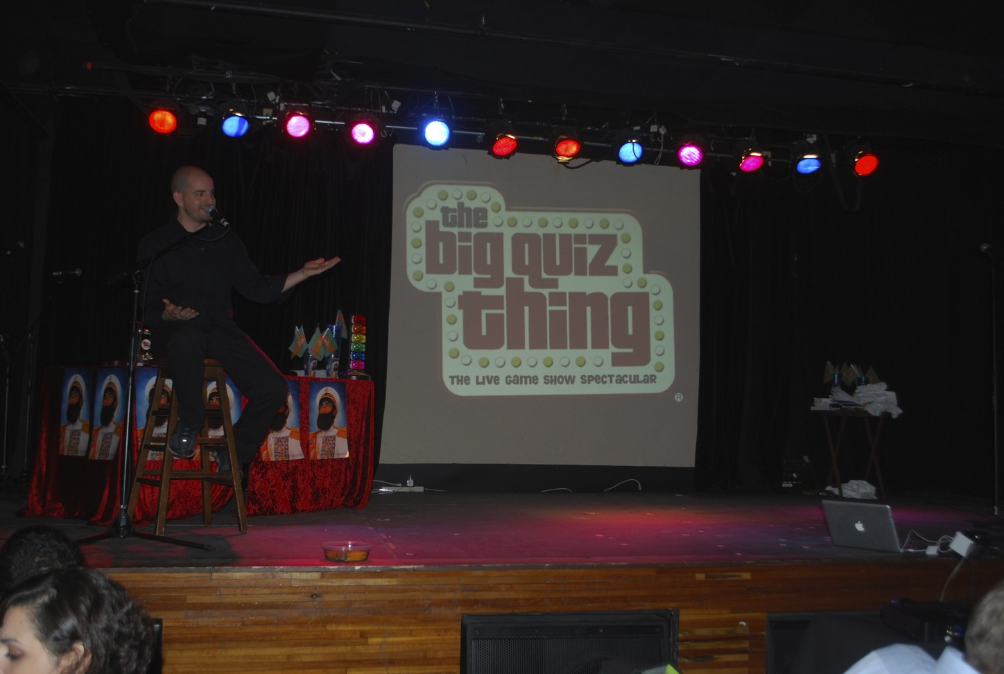 69a7eb8d045 And now we have photo proof  One of our sponsors from last Tuesday s quiz