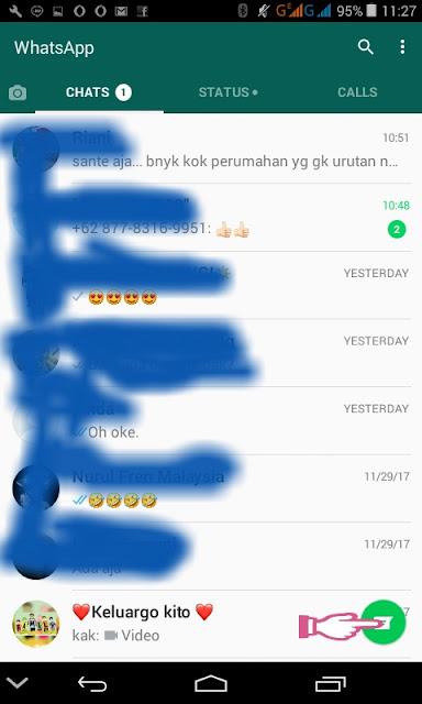 Cara Menambah Kontak WhatsApp Dari Telepon Secara Otomatis 2 Cara Menambah Kontak WhatsApp Dari Telepon Secara Otomatis