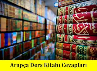 9. Sınıf Mesleki Arapça Ders Kitabı Cevapları Meb Yayınları