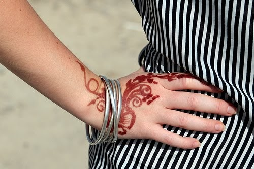 24 Henna Tattoos By Rachel Goldman You Must See: All About 24