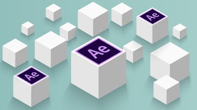 ADOBE AFTER EFFECTS CC 2018, WORKING AND ANIMATING IN 3D SPACE (UDEMY)