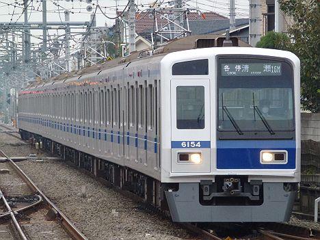 東京メトロ副都心線 西武線直通 各停 清瀬行き 6000系