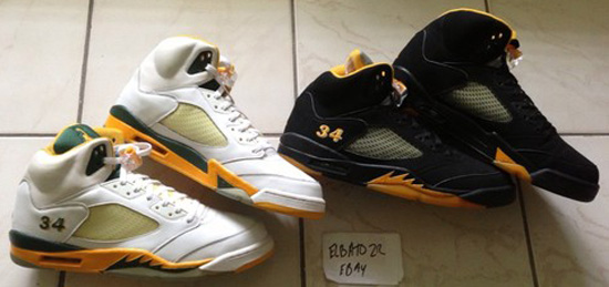 competitive price d8b39 3a20f Air Jordan 5 Retro Ray Allen