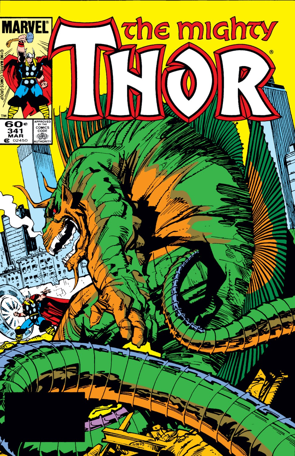 Thor (1966) 341 Page 1