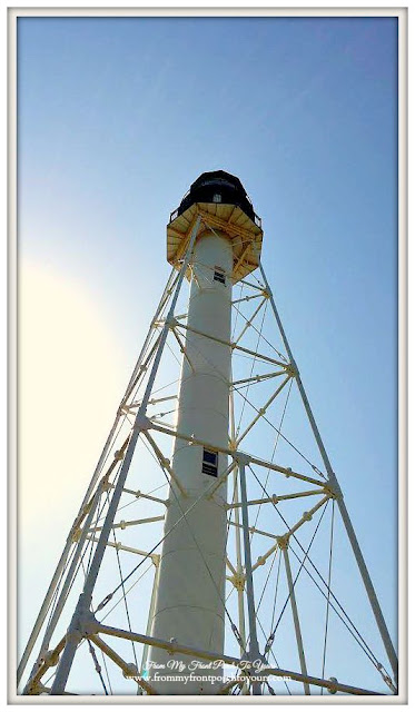 Places To Visit- Forgotten Coast-Cape San Blas Lighthouse- Port St. Joe, Florida-From My Front Porch To Yours