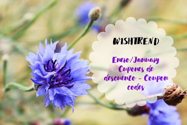 wishtrend cupones enero  - coupons janury 2016