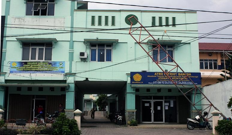 PENERIMAAN MAHASISWA BARU (ATRO-PB) AKADEMI TEKNIK RADIODIAGNOSTIK DAN RADIOTERAPI PATRIOT BANGSA