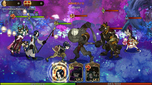 Exos Saga V 2.4.0.0 APK for Android