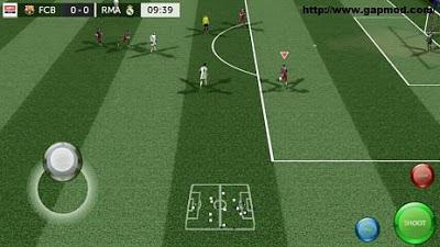 تحميل لعبة FTS 18 للاندرويد