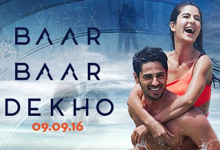 Baar Baar Dekho 2016 Hindi Full