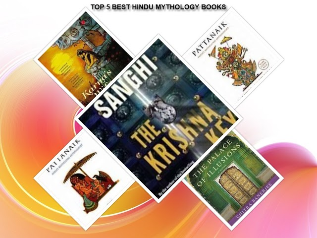 TOP FIVE BOOKS ON HINDU MYTHOLOGY