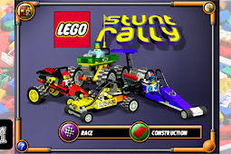 Free Download Game LEGO Stunt Rally for Computer (PC) or Laptop
