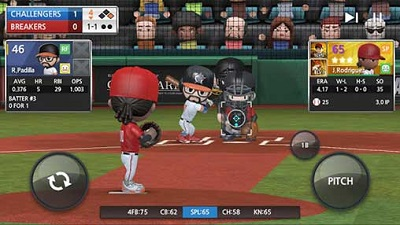 Baseball 9 Apk + Mod for Android