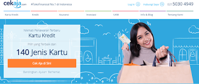 Cekaja.com : Toko Finansial Online Pertama di Indonesia