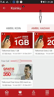 Paket Nelpon Gratis dari Aplikasi Roli Telkomsel