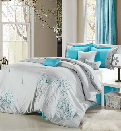 Turquoise Bedrooms 1