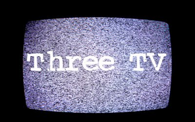 Three TeeVee