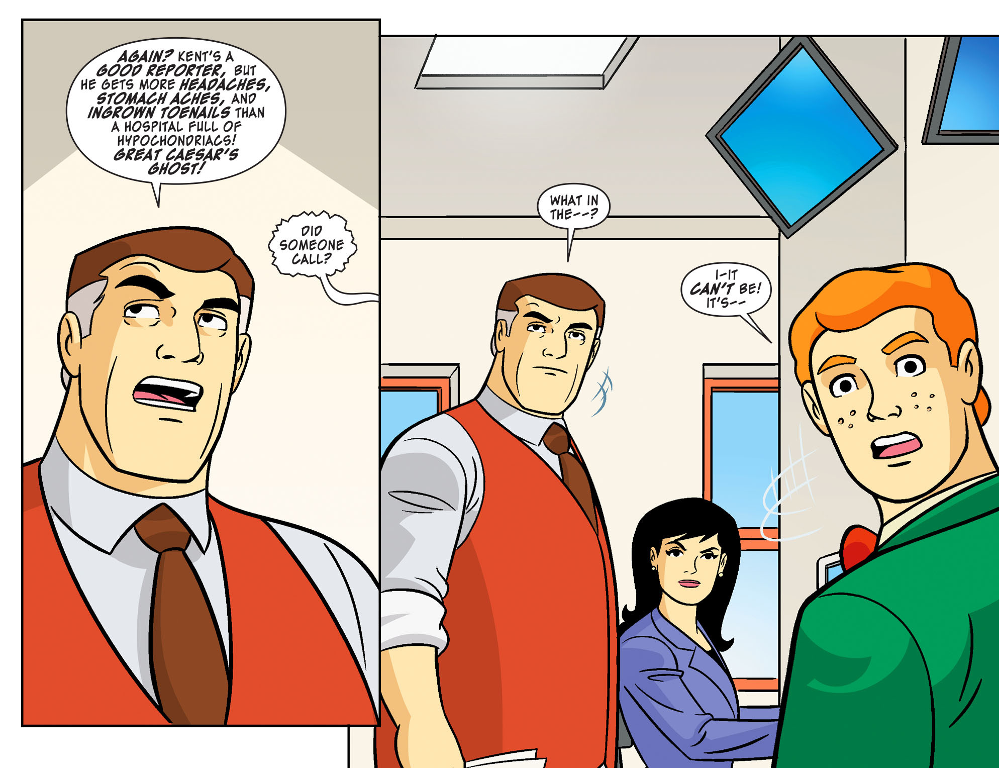 Read online Scooby-Doo! Team-Up comic -  Issue #17 - 4