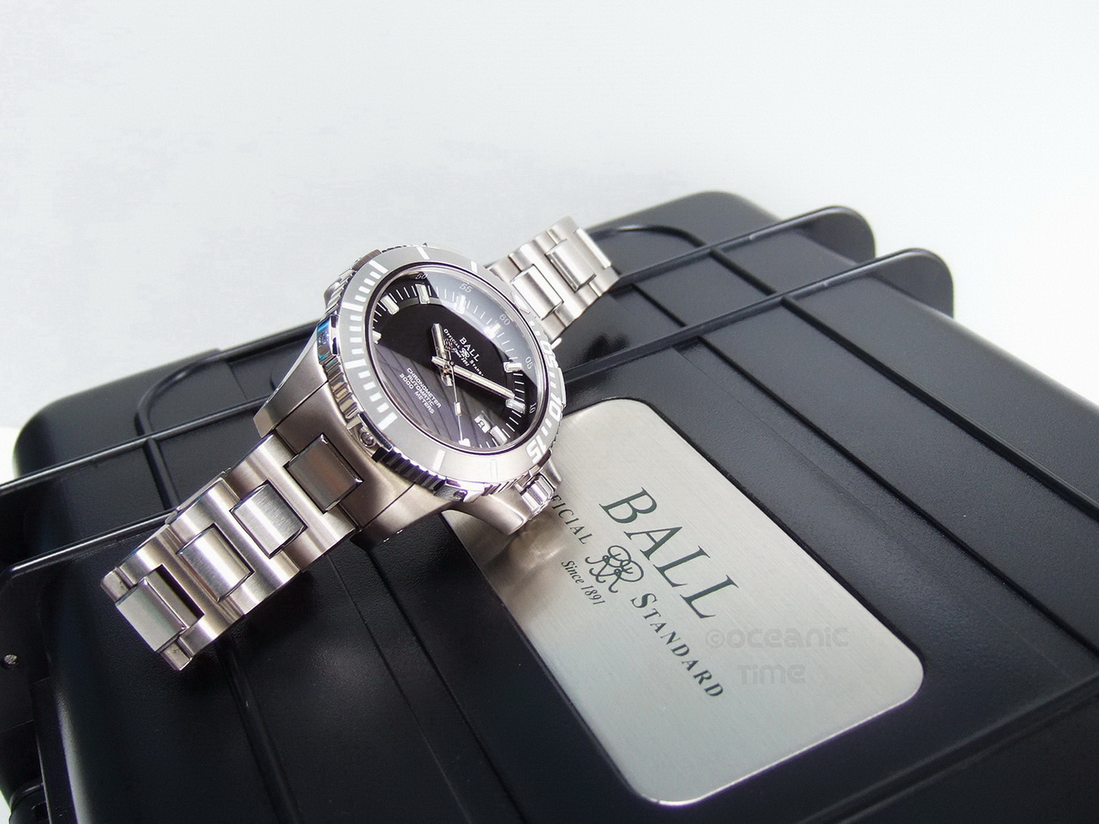 Oceanictime Ball Watch Co Engineer Hydrocarbon Deepquest