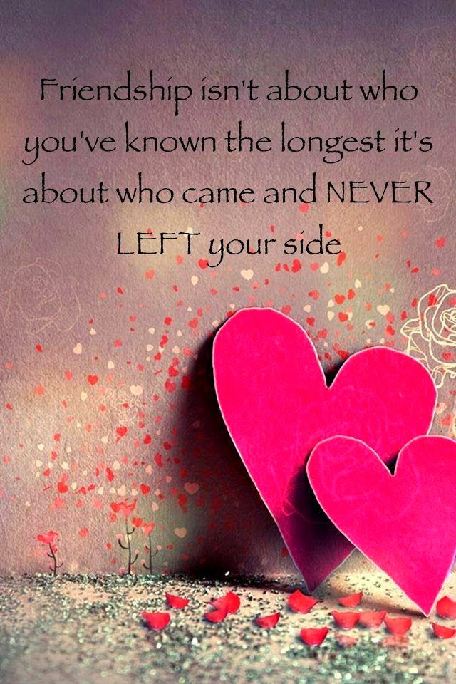 Cute Wallpapers For Bff For 5 True Friend Cute Quotes Quotesgram