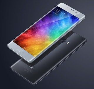 Xiaomi Mi Note 2 Announced; Dual Curved Display, Snapdragon 821, 128GB ROM, 6GB RAM, Starts at Php20K