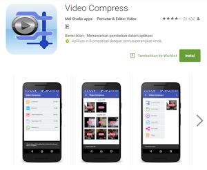 Cara Convert Video di Android Tanpa Mengurangi Kualitasnya