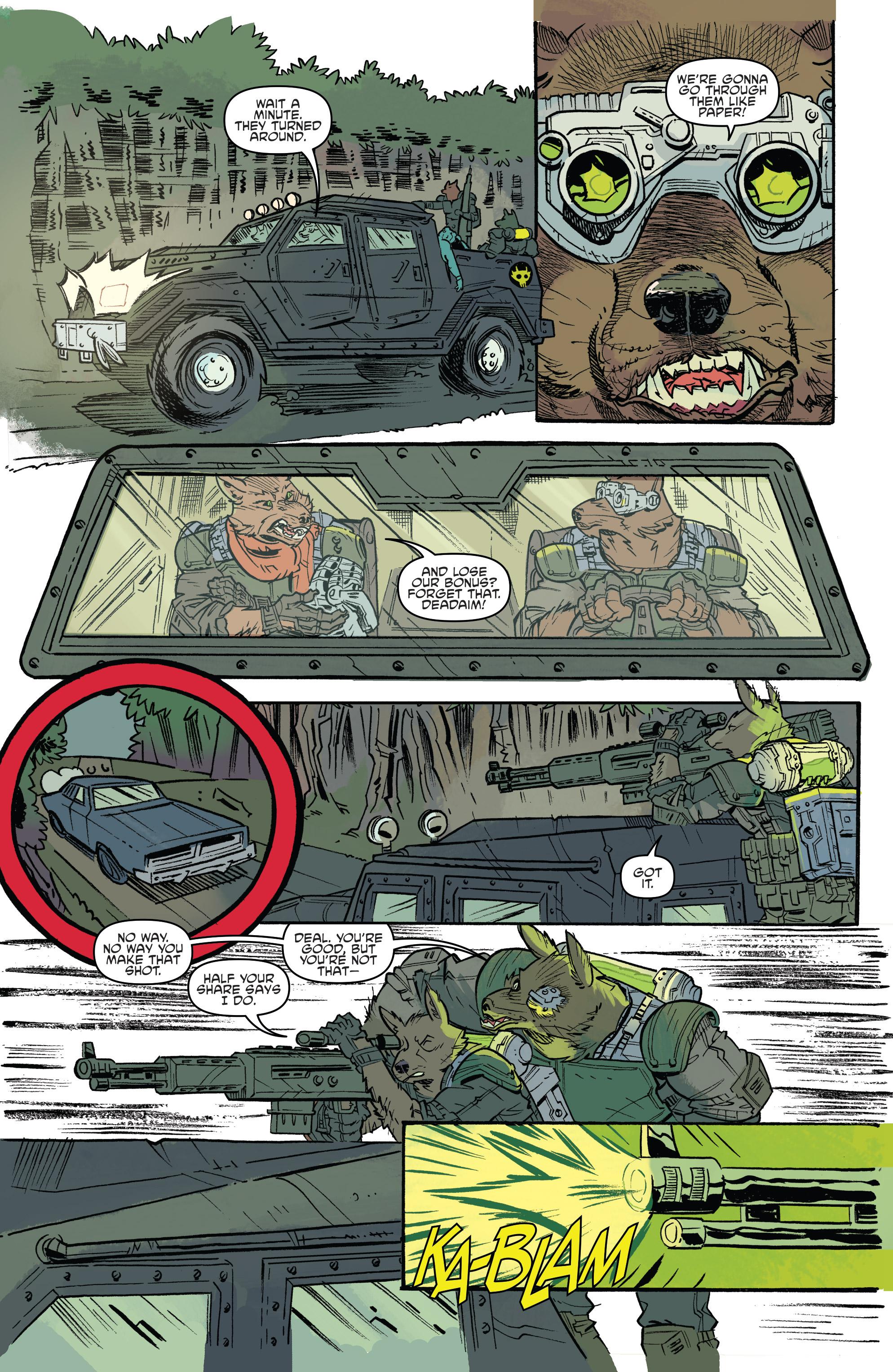 Read online Teenage Mutant Ninja Turtles Universe comic -  Issue #11 - 15