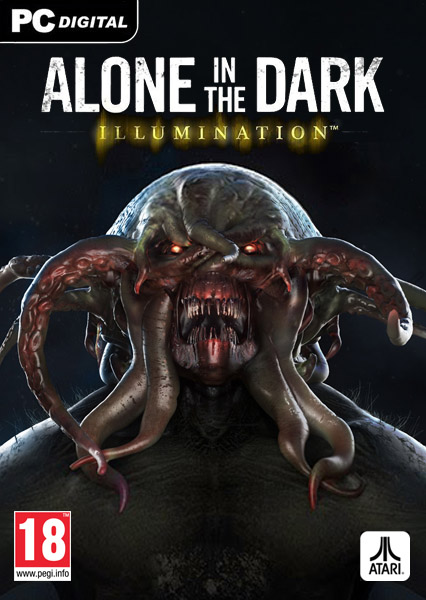 Alone in the Dark Illumination PC - Alone in the Dark Illumination PC