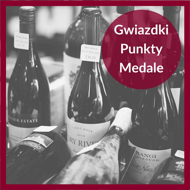 skale oceny wina