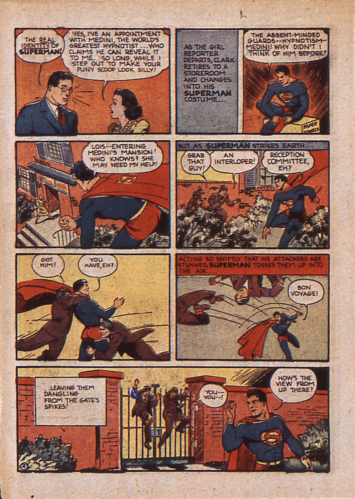 Action Comics (1938) 25 Page 6